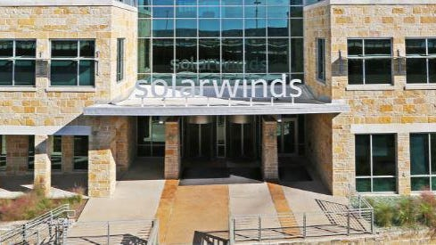 Austin technology company SolarWinds is considering spinning off its managed service provider business into a separate company.