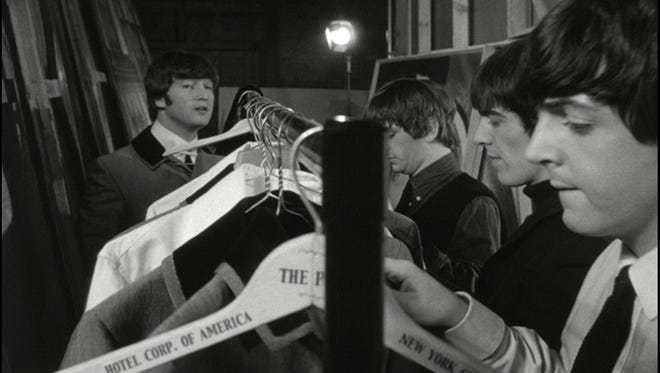 The Beatles stayed at the Plaza Hotel in New York City in 1964.