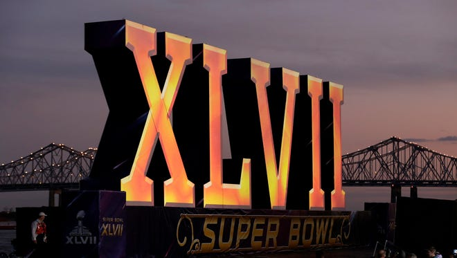 The NFL will get rid of the roman numeral look for Super Bowl 50.