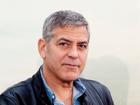 George Clooney: Stars ...