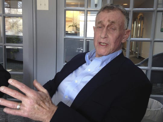"Michael Peterson is the subject of the docu-series ""The Staircase"" on Netflix."
