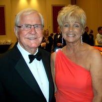 Dick and Debra Shanahan