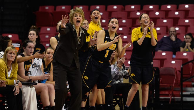 Iowa is 17-4 overall, 8-2 in the Big Ten after falling 93-88 at No. 5, league-leading Maryland on Feb. 1.
