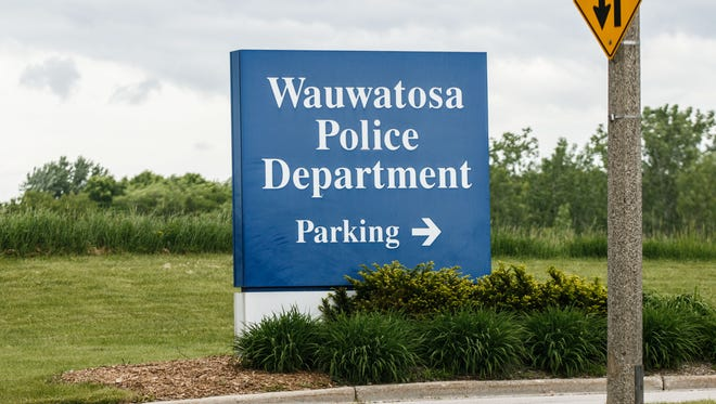FILE PHOTO - Wauwatosa Police Department as seen on Sunday, June 3, 2018.