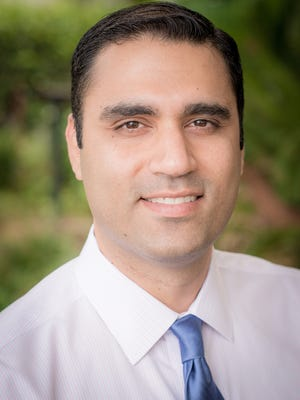 Dr. Siddharth Sehgal, neurologist and the Medical Director of the Tallahassee Memorial Neuroscience Center.