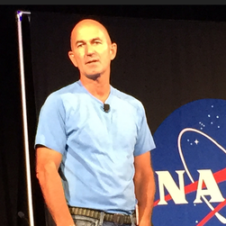 Dave Vos, project lead for Google's Project Wing. At a conference on unmanned aerial vehicles at NASA Ames Research Center Vos said Google was working on a mapping and control system for low-altitude airspace.