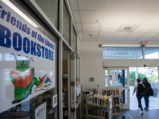 The libraries, like Northwest Regional,  are far more