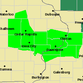 Johnson County under flood warning through evening