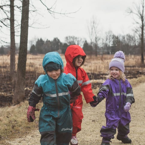 Hike it, Baby website, book encourages parents to hike with their kids — even the youngest kids