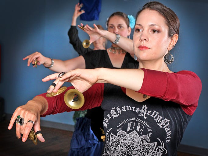 In American Tribal Style of dancing hands play an important part of translating to other performers and the audience.