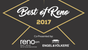 The winners of the Best of Reno contest are at bestof.reno.com.
