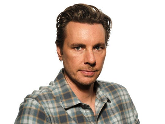 """In this March 11, 2017 photo, Dax Shepard poses for a portrait to promote his film, """"CHiPs,"""" at The London Hotel in West Hollywood, Calif."""
