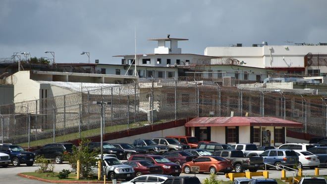 The Department of Corrections adult correctional facility in Mangilao is shown in this May 20, 2015 photo.
