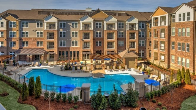 The Artessa apartments sold for $57.5 million in one of the Nashville area's biggest multifamily investment deals this year.