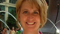 Johanna Carpine, 38, of Wellington, died at her home surrounded by her loving family on August 21, 2015 after a 2-year battle with lung cancer.