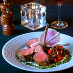 This isn't your average roasted rack of lamb recipe. The Brown Hotel elevates everything.