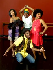 "Hattiloo Theatre's production of ""Take the Soul Train"