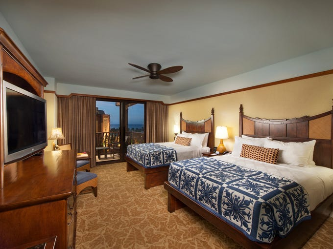 Disney Hotel Rooms With Kitchens