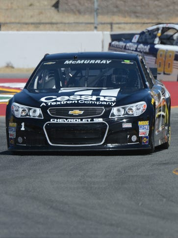 Jamie McMurray will have a new crew chief for the No.