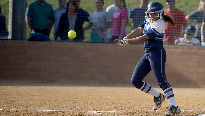Enka senior Brittany Fletcher has committed to play college softball for Tusculum.
