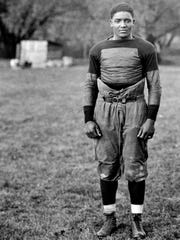 Samuel Dunlap played football for Western Michigan University in the early 19th century.