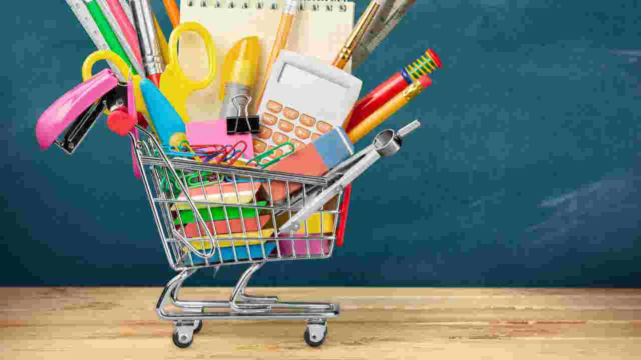 Retailers raise game on back-to-school supplies