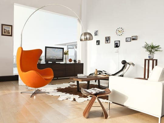 Modern design is known for its clean lines.