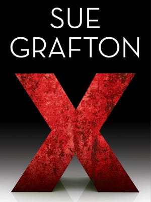 'X' by Sue Grafton