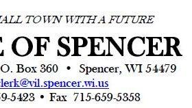 Spencer Village logo