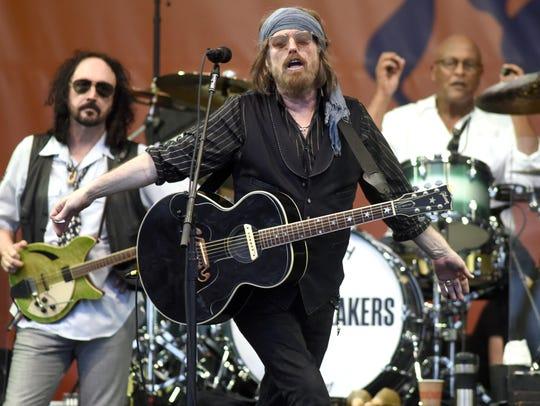 Tom Petty's encore included 'American Girl.'