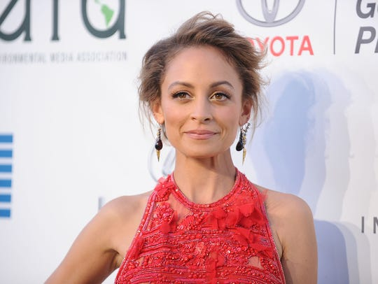 Nicole Richie attends the 26th annual EMA Awards at