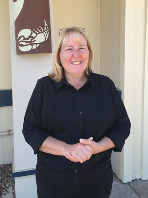 Cindy Spangler was the first person hired by Red Lobster in Ashwaubenon 40 years ago. She still works there.