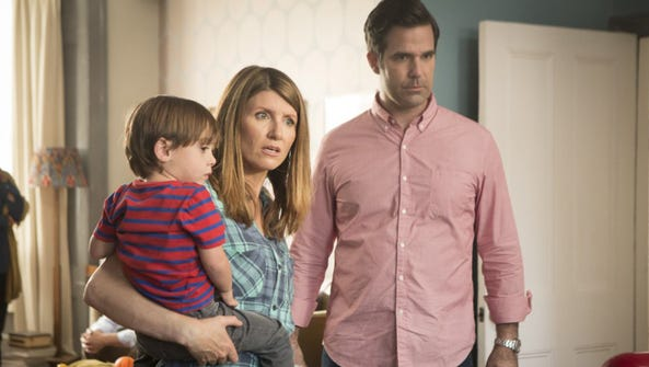 Rob Delaney and Sharon Horgan star in the Amazon series