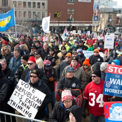 Local union leader discusses right-to-work bill