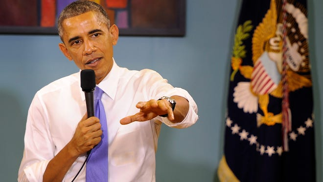 President Barack Obama will announce a proposal for free community college tuition nation-wide during a visit to Knoxville on Friday that's based on a program in Tennessee.