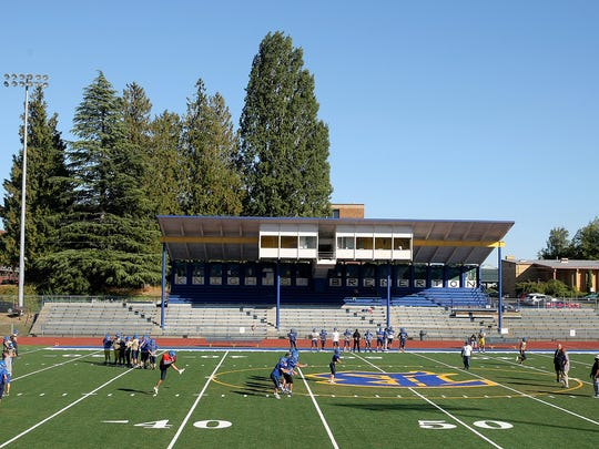 Bremerton's football team has found success this season despite a roster with only 30 players.