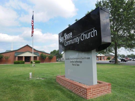 The Bay Shore Community Church already has security