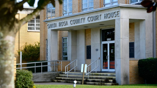 """Santa Rosa county residents have been reluctant to vote for a one cent sales tax increase to replace the aging Santa Rosa County Courthouse. """"They don't want a Taj Mahal and we don't want a Taj Mahal. We just want a functional courthouse,"""" said Clerk of Court Donald Spencer while referring to voters."""