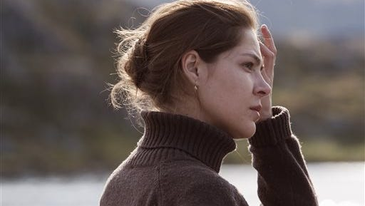 "In this image released by Sony Pictures Classics, Elena Liadova appears in a scene from the film, ""Leviathan."" (AP Photo/Sony Pictures Classics, Anna Matveeva)"