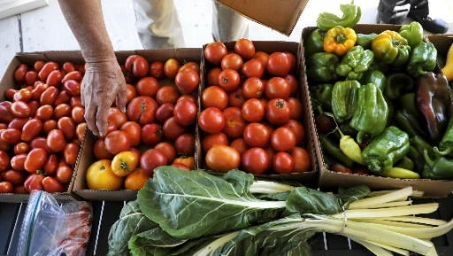 An event Nov. 19 will focus on food waste.