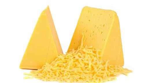 Wisconsin cheese display sets world record.
