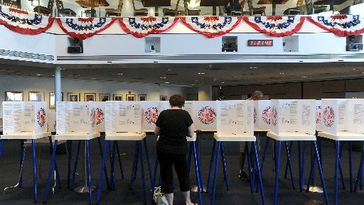 Election Day is Nov. 8 and California voters will decide on 17 propositions.