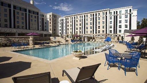 Resort earns AAA Four Diamond Hotel rating.