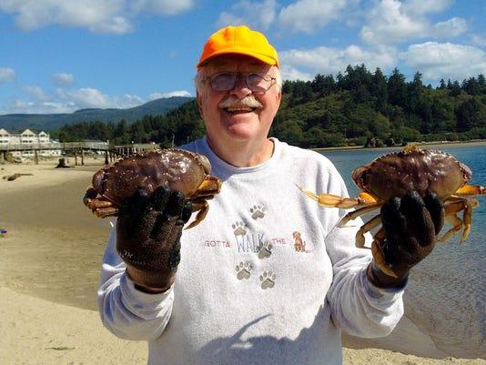 SAL Crabbing clinic