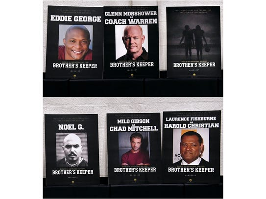 "The announced cast of ""Brother's Keeper"", an upcoming"