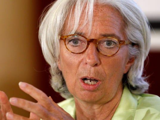 AP IMF Greece