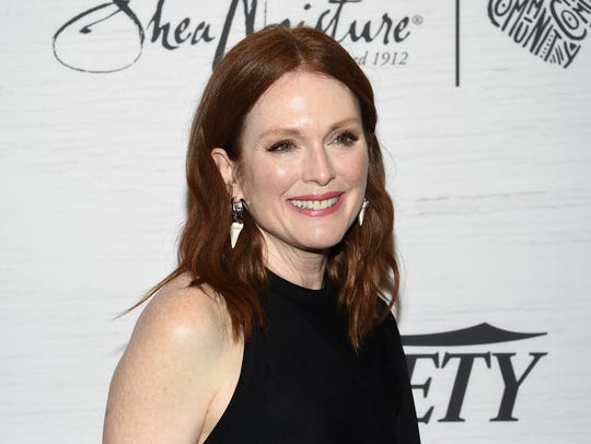 Actress Julianne Moore attends Variety's Power of Women: