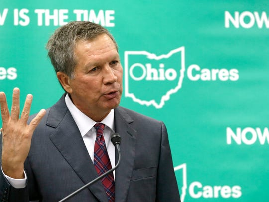 AP Health Overhaul Ohio