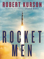 Robert Kurson, a UW-Madison graduate, has written a book about Apollo 8, the first manned mission to go to the moon. The Apollo 8 crew included Milwaukee native James Lovell.