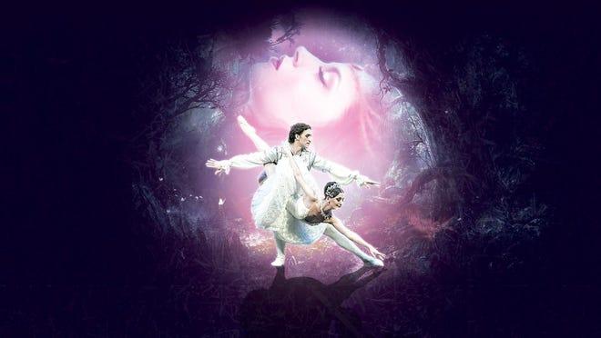 "The Grand Russian Ballet presents ""The Sleeping Beauty"" in Visalia Oct. 22"
